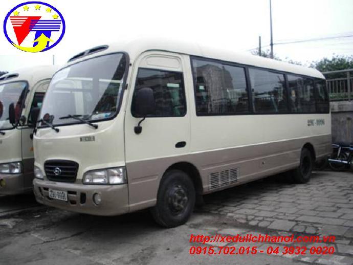 cho thuê xe đi Thung Nai lh 04 39320020