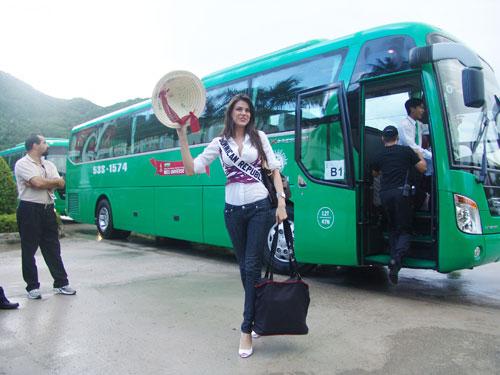 Xe khách đi Lào Cai ( P1 )